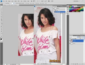 tutorial photoshop klise foto