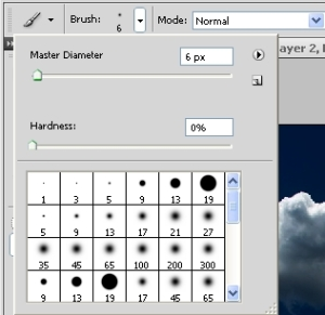 tutorial photoshop siang malam